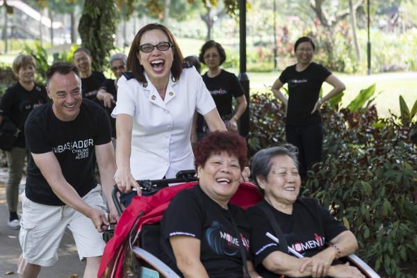 Singapúr, júl 2015, odfotilCharles Tng