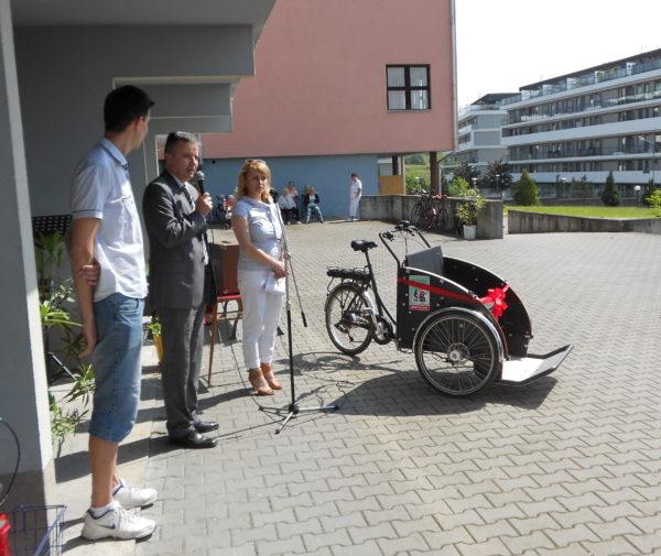 Štart projektu v Bratislave